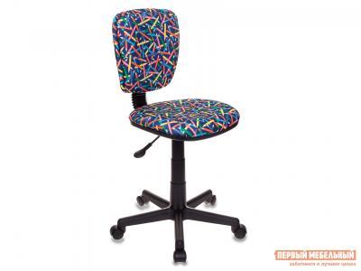 Детское компьютерное кресло  CH-204NX PENCIL-BL Бюрократ. Цвет: синий