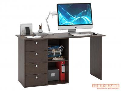 Письменный стол  Прайм-67 Венге МФ Мастер. Цвет: венге