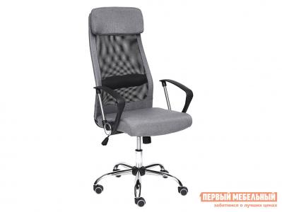 Офисное кресло  PROFIT Ткань, серый / черный Tetchair. Цвет: серый