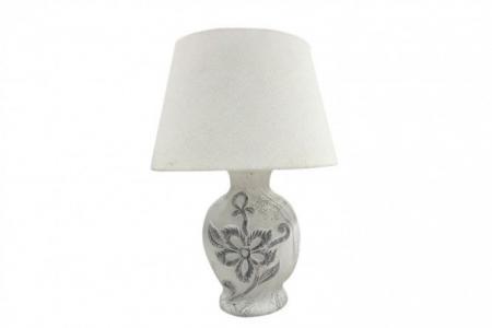 Лампа настольная 15T185 Hoff. Цвет: белый