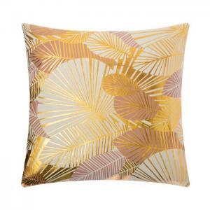 Декоративные подушки ЭТЕЛЬ. Цвет: желтый, золотистый, золотой
