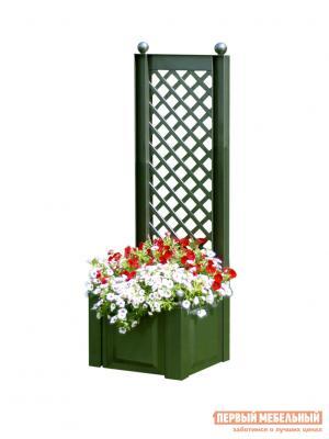 Цветочница  37201 / 37203 Зеленый Green Glade. Цвет: зеленый