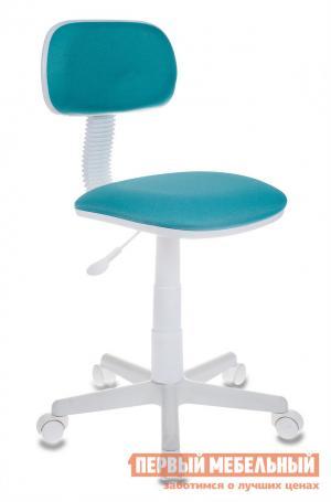 Детское компьютерное кресло  CH-W201NX 15-175 Бирюзовый Бюрократ. Цвет: зеленый
