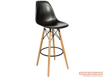 Барный стул  EAMES 8056H Черный Stool Group. Цвет: черный