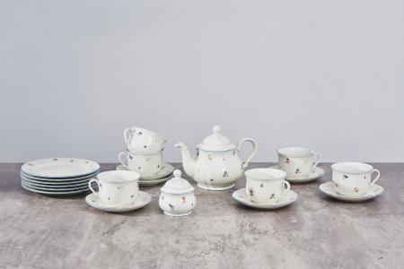 Чайный сервиз на 6 персон Мария Луиза Seltmann Weiden