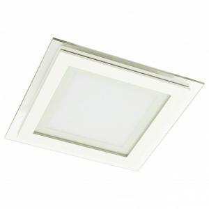 Встраиваемый светильник Raggio A4012PL-1WH Arte Lamp
