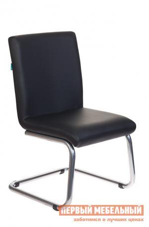 Офисный стул  CH-250-V Иск. кожа черная Бюрократ. Цвет: черный