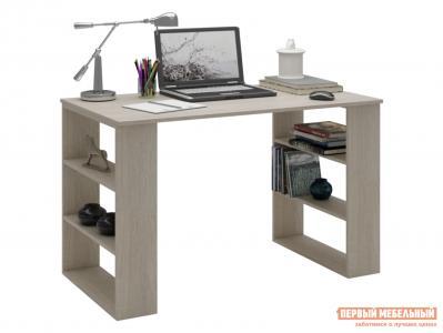 Письменный стол  Рикс-7 Дуб Сонома МФ Мастер. Цвет: светлое дерево