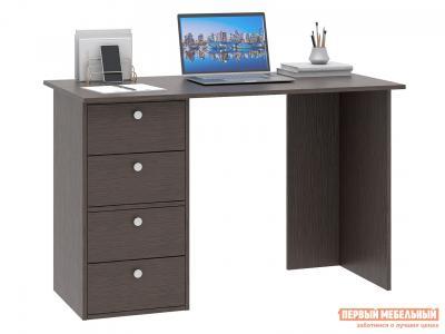 Письменный стол  Прайм-41 Венге МФ Мастер. Цвет: венге