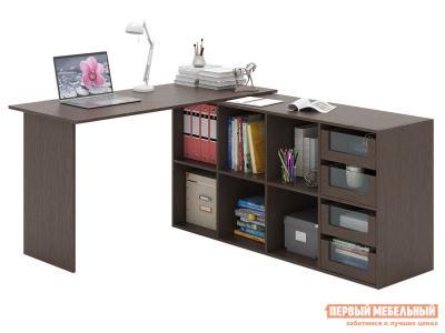 Письменный стол  Прайм-73 Венге МФ Мастер. Цвет: венге