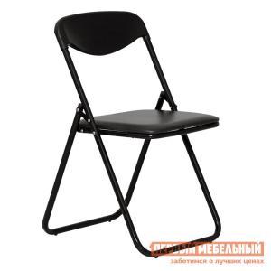 Офисный стул  для посетителей JACK BLACK (BOX-4) RU Черная V-4 иск.кожа (с фактурой кожи) NOWYSTYL. Цвет: черный