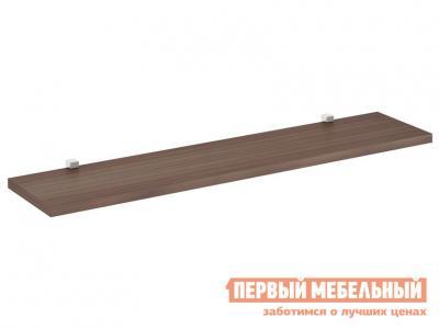 Настенная полка  ПК-1 Шамони Мэрдэс. Цвет: коричневое дерево