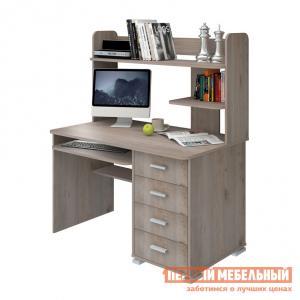 Письменный стол  СК-28М Нельсон Мэрдэс. Цвет: коричневое дерево