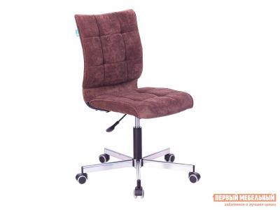 Офисное кресло  CH-330M LT-10 Темно-коричневый, вельвет Бюрократ. Цвет: коричневый