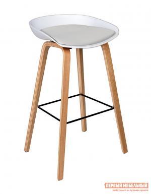 Барный стул  8319B Белый STOOL GROUP. Цвет: белый