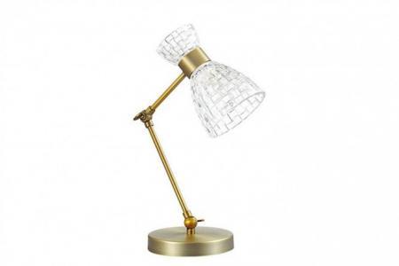Лампа настольная Lumion Jackie Odeon Light. Цвет: античная бронза