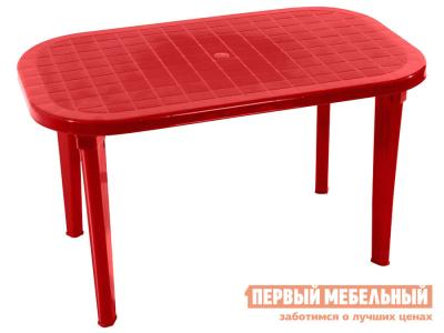 Пластиковый стол  Таити Красный, пластик Элластик Пласт. Цвет: красный