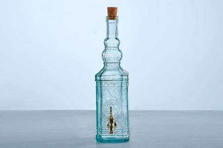 Бутыль с краном для изготовления настоек 5033G Hoff