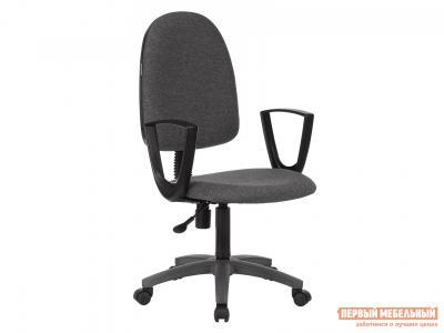 Офисное кресло  CH-1300N Темно-серый, ткань Бюрократ. Цвет: серый