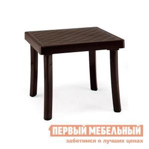 Пластиковый стол  RODI Коричневый Nardi. Цвет: коричневый