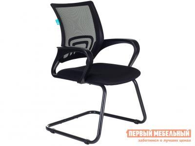 Офисный стул  Кресло CH-695N-AV Черный TW-01 / TW-11 Бюрократ. Цвет: черный
