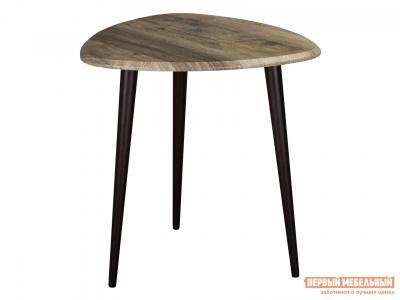Журнальный столик  BeautyStyle 7 Дуб крымский состаренный / Венге Мебелик. Цвет: коричневое дерево