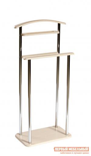 Напольная вешалка  Костюмная Элдридж Дуб беленый Калифорния мебель. Цвет: светлое дерево