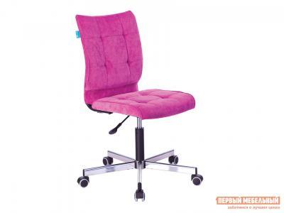 Офисное кресло  CH-330M LT-15 Малиновый, вельвет Бюрократ. Цвет: розовый