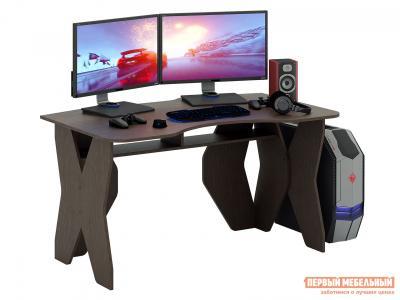 Компьютерный стол  Таунт-1 Венге МФ Мастер. Цвет: венге