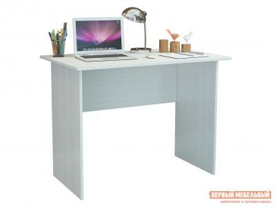 Компьютерный стол  Милан-106 Белый МФ Мастер. Цвет: белый