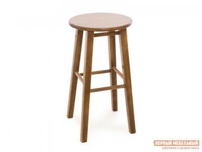 Барный стул  КМ023Б Светлый орех, 650 мм СМКА. Цвет: коричневое дерево